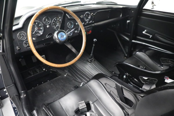 New 2018 Aston Martin DB4 GT Continuation Coupe for sale Call for price at Pagani of Greenwich in Greenwich CT 06830 13