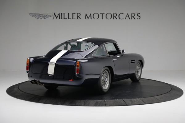 New 2018 Aston Martin DB4 GT Continuation Coupe for sale Call for price at Pagani of Greenwich in Greenwich CT 06830 6