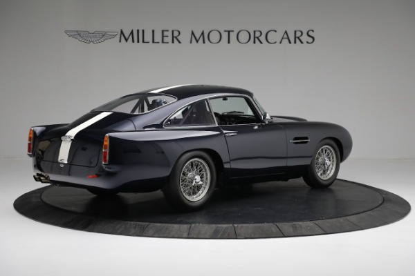 New 2018 Aston Martin DB4 GT Continuation Coupe for sale Call for price at Pagani of Greenwich in Greenwich CT 06830 7