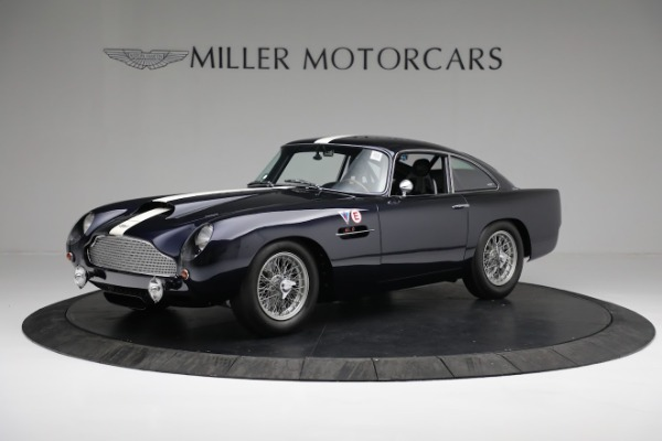Used 2018 Aston Martin DB4 GT for sale Call for price at Pagani of Greenwich in Greenwich CT 06830 1