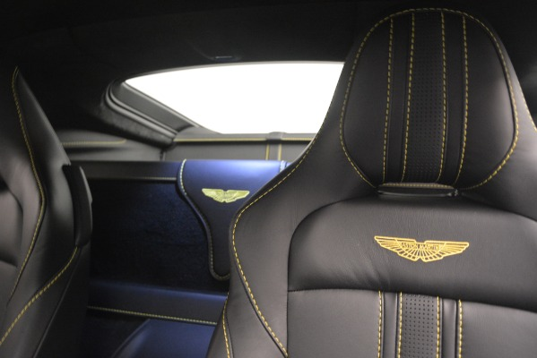 New 2019 Aston Martin Vantage for sale Sold at Pagani of Greenwich in Greenwich CT 06830 17