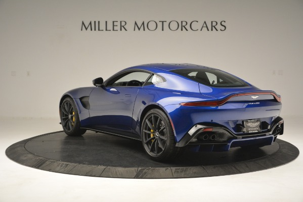 New 2019 Aston Martin Vantage for sale Sold at Pagani of Greenwich in Greenwich CT 06830 5