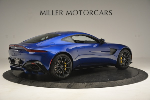 New 2019 Aston Martin Vantage for sale Sold at Pagani of Greenwich in Greenwich CT 06830 8