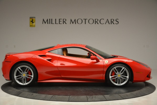 Used 2016 Ferrari 488 GTB for sale Sold at Pagani of Greenwich in Greenwich CT 06830 9