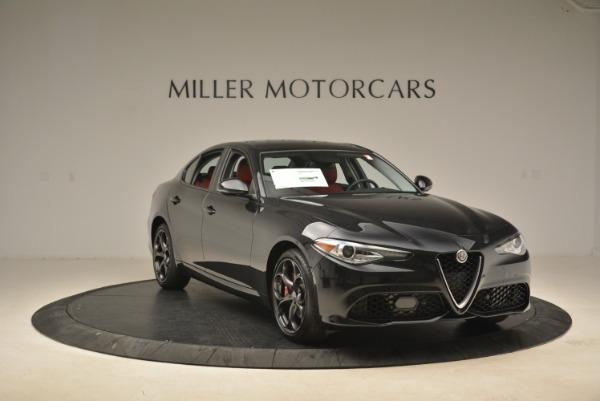 New 2019 Alfa Romeo Giulia Ti Sport Q4 for sale Sold at Pagani of Greenwich in Greenwich CT 06830 11
