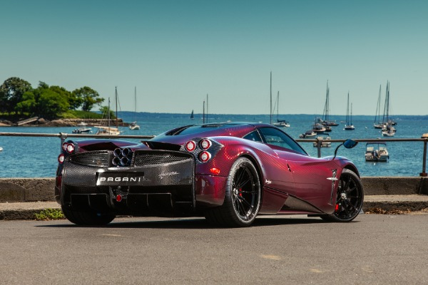 Used 2014 Pagani Huayra Tempesta for sale Call for price at Pagani of Greenwich in Greenwich CT 06830 2