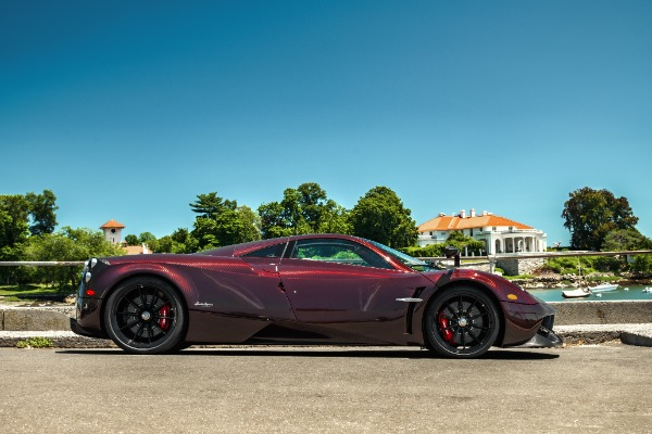 Used 2014 Pagani Huayra Tempesta for sale Call for price at Pagani of Greenwich in Greenwich CT 06830 3