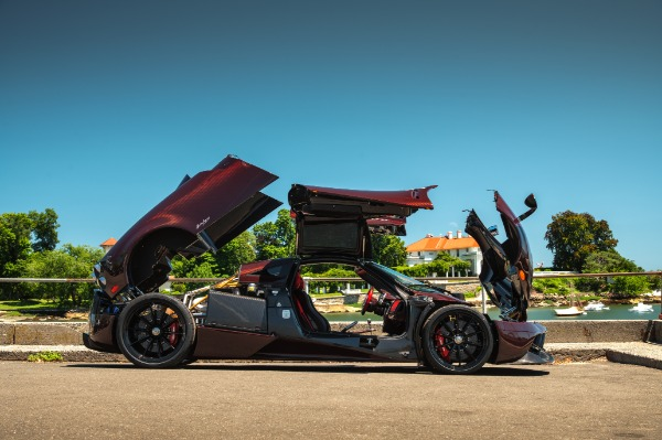 Used 2014 Pagani Huayra Tempesta for sale Call for price at Pagani of Greenwich in Greenwich CT 06830 4