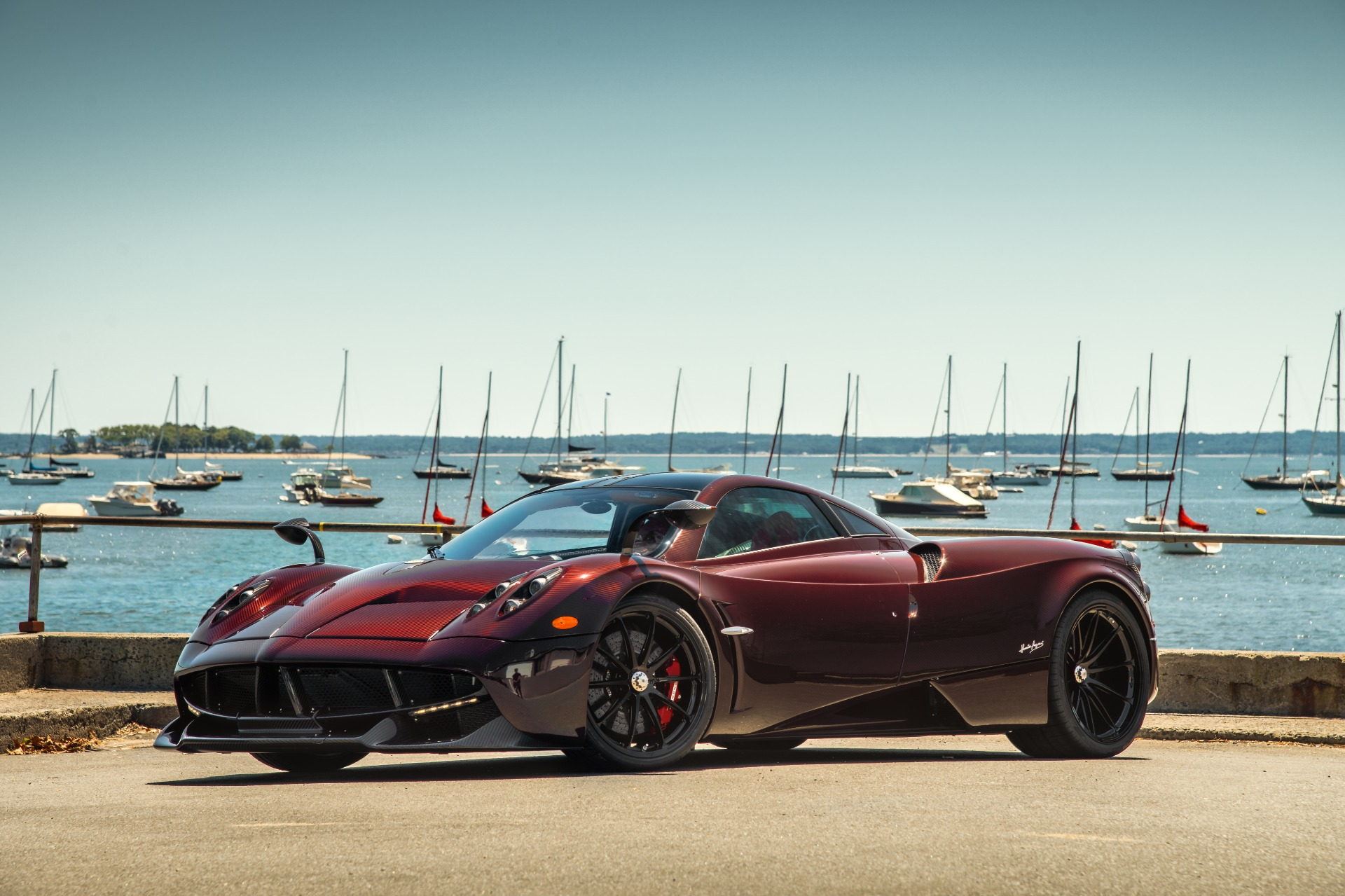 Used 2014 Pagani Huayra Tempesta for sale Call for price at Pagani of Greenwich in Greenwich CT 06830 1