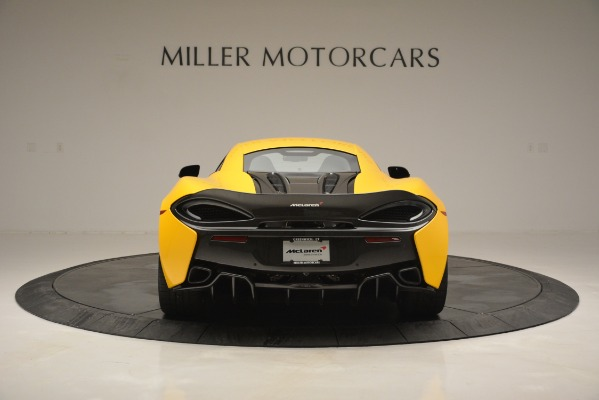 Used 2017 McLaren 570S for sale Sold at Pagani of Greenwich in Greenwich CT 06830 6