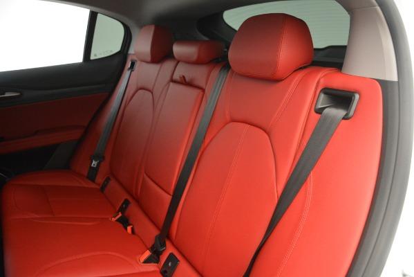 New 2019 Alfa Romeo Stelvio Q4 for sale Sold at Pagani of Greenwich in Greenwich CT 06830 20