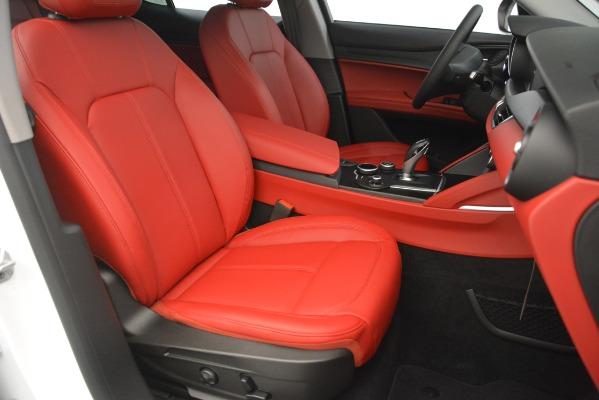 New 2019 Alfa Romeo Stelvio Q4 for sale Sold at Pagani of Greenwich in Greenwich CT 06830 24