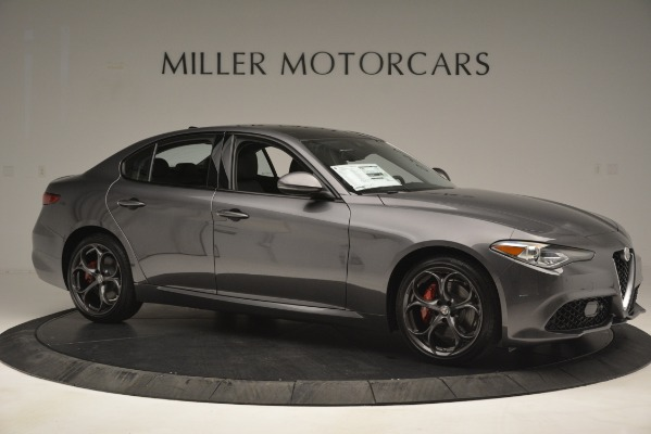 New 2019 Alfa Romeo Giulia Ti Sport Q4 for sale Sold at Pagani of Greenwich in Greenwich CT 06830 10