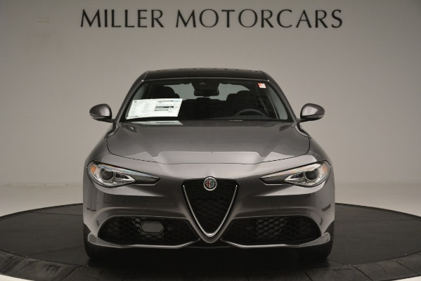 New 2019 Alfa Romeo Giulia Ti Sport Q4 for sale Sold at Pagani of Greenwich in Greenwich CT 06830 12