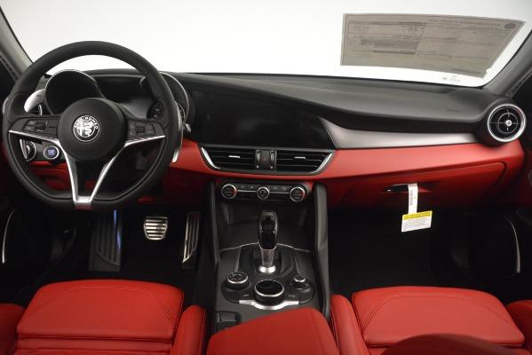 New 2019 Alfa Romeo Giulia Ti Sport Q4 for sale Sold at Pagani of Greenwich in Greenwich CT 06830 16