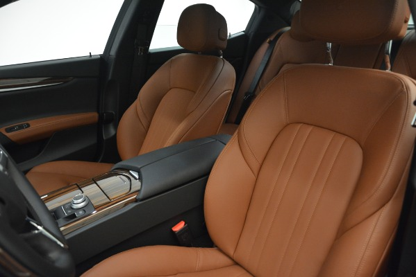 New 2019 Maserati Ghibli S Q4 for sale Sold at Pagani of Greenwich in Greenwich CT 06830 15
