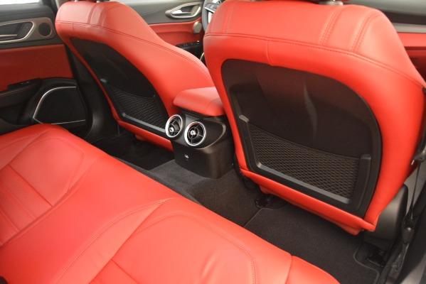 New 2019 Alfa Romeo Giulia Ti Sport Q4 for sale Sold at Pagani of Greenwich in Greenwich CT 06830 22