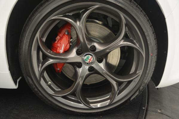New 2019 Alfa Romeo Giulia Ti Sport Q4 for sale Sold at Pagani of Greenwich in Greenwich CT 06830 25