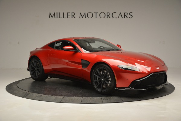 New 2019 Aston Martin Vantage for sale Sold at Pagani of Greenwich in Greenwich CT 06830 10