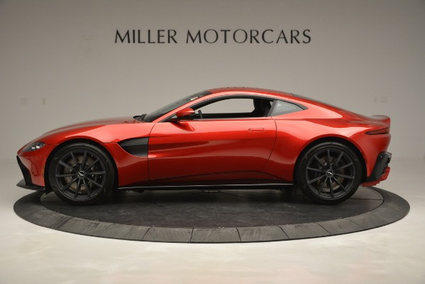 New 2019 Aston Martin Vantage for sale Sold at Pagani of Greenwich in Greenwich CT 06830 3