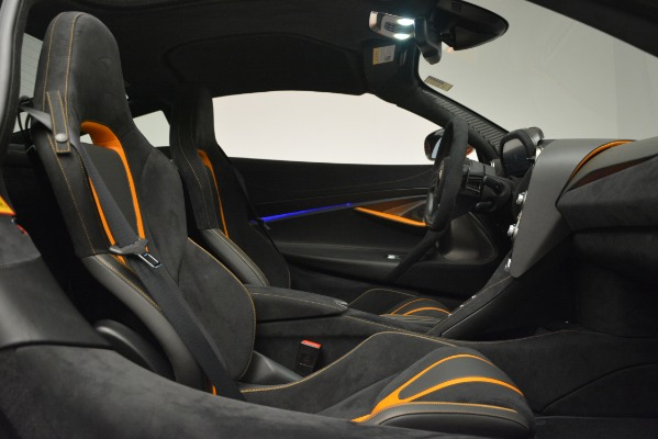 Used 2018 McLaren 720S Coupe for sale Sold at Pagani of Greenwich in Greenwich CT 06830 21