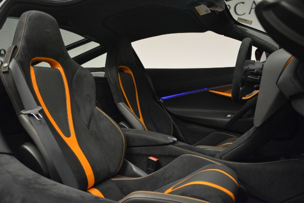 Used 2018 McLaren 720S Coupe for sale Sold at Pagani of Greenwich in Greenwich CT 06830 22