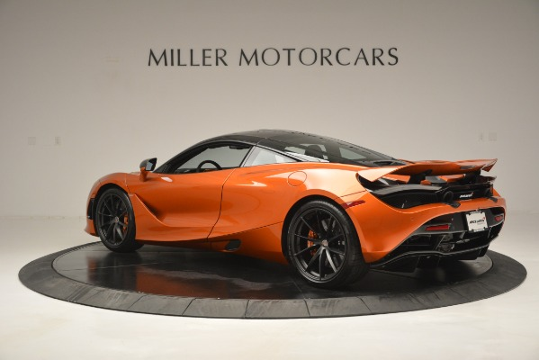 Used 2018 McLaren 720S Coupe for sale Sold at Pagani of Greenwich in Greenwich CT 06830 4
