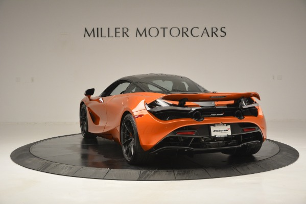 Used 2018 McLaren 720S Coupe for sale Sold at Pagani of Greenwich in Greenwich CT 06830 5
