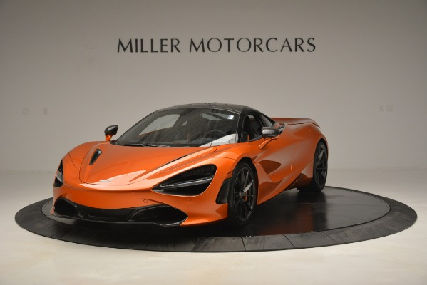Used 2018 McLaren 720S Coupe for sale Sold at Pagani of Greenwich in Greenwich CT 06830 1