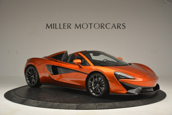 New 2019 McLaren 570S Spider Convertible for sale Sold at Pagani of Greenwich in Greenwich CT 06830 10