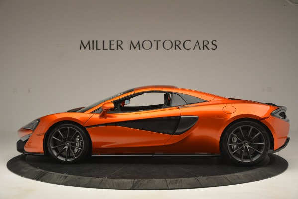 New 2019 McLaren 570S Spider Convertible for sale Sold at Pagani of Greenwich in Greenwich CT 06830 16