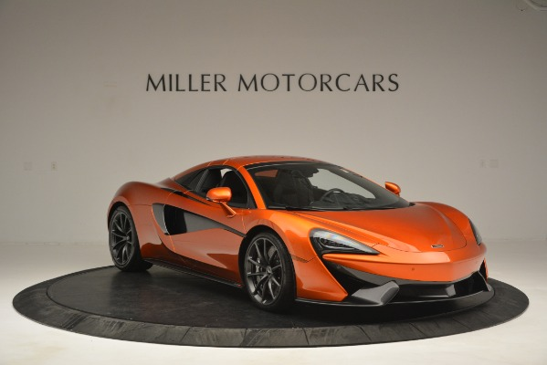 New 2019 McLaren 570S Spider Convertible for sale Sold at Pagani of Greenwich in Greenwich CT 06830 21