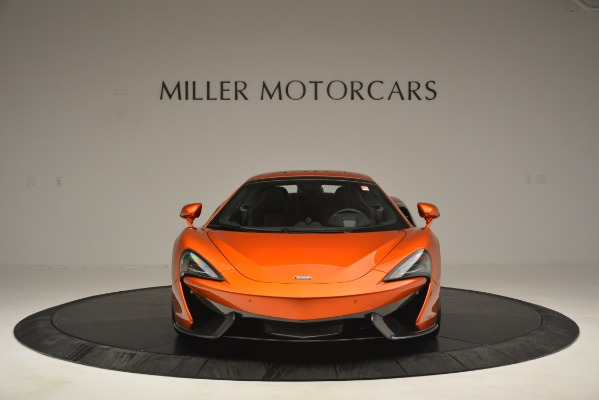 New 2019 McLaren 570S Spider Convertible for sale Sold at Pagani of Greenwich in Greenwich CT 06830 22