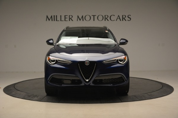 New 2019 Alfa Romeo Stelvio Ti Q4 for sale Sold at Pagani of Greenwich in Greenwich CT 06830 12