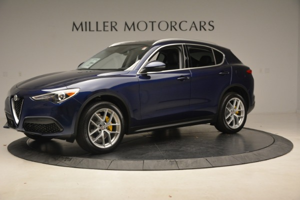 New 2019 Alfa Romeo Stelvio Ti Q4 for sale Sold at Pagani of Greenwich in Greenwich CT 06830 2