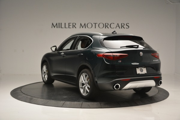 New 2019 Alfa Romeo Stelvio Ti Q4 for sale Sold at Pagani of Greenwich in Greenwich CT 06830 5