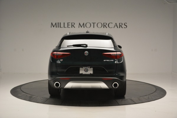 New 2019 Alfa Romeo Stelvio Ti Q4 for sale Sold at Pagani of Greenwich in Greenwich CT 06830 6