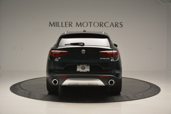 New 2019 Alfa Romeo Stelvio Ti Q4 for sale Sold at Pagani of Greenwich in Greenwich CT 06830 7