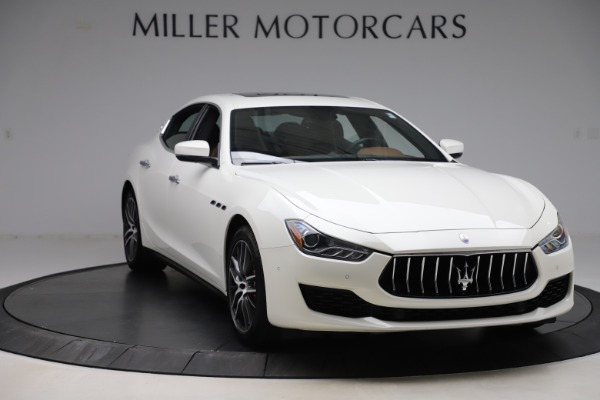 New 2019 Maserati Ghibli S Q4 for sale Sold at Pagani of Greenwich in Greenwich CT 06830 11