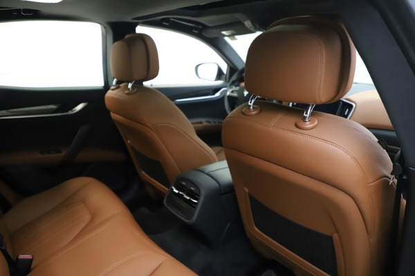 New 2019 Maserati Ghibli S Q4 for sale Sold at Pagani of Greenwich in Greenwich CT 06830 28