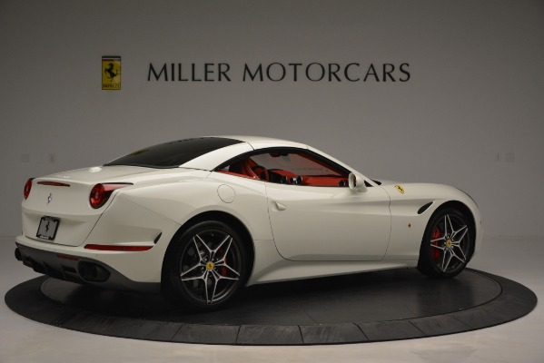 Used 2017 Ferrari California T Handling Speciale for sale Sold at Pagani of Greenwich in Greenwich CT 06830 20