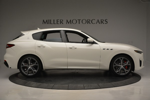 New 2019 Maserati Levante GTS for sale Sold at Pagani of Greenwich in Greenwich CT 06830 12