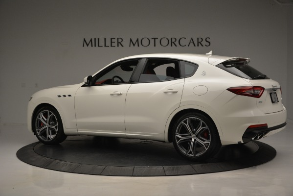 New 2019 Maserati Levante GTS for sale Sold at Pagani of Greenwich in Greenwich CT 06830 5