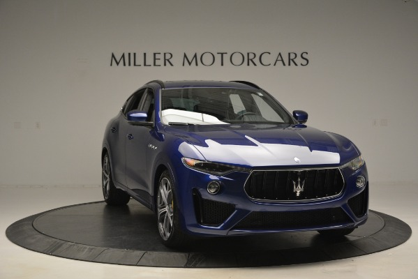 New 2019 Maserati Levante GTS for sale Sold at Pagani of Greenwich in Greenwich CT 06830 17