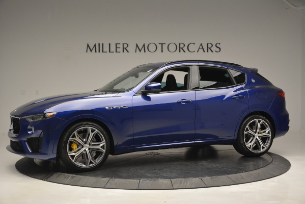New 2019 Maserati Levante GTS for sale Sold at Pagani of Greenwich in Greenwich CT 06830 3