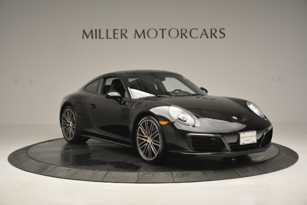 Used 2017 Porsche 911 Carrera 4S for sale Sold at Pagani of Greenwich in Greenwich CT 06830 10