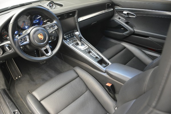 Used 2017 Porsche 911 Carrera 4S for sale Sold at Pagani of Greenwich in Greenwich CT 06830 14