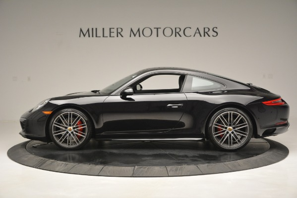 Used 2017 Porsche 911 Carrera 4S for sale Sold at Pagani of Greenwich in Greenwich CT 06830 3