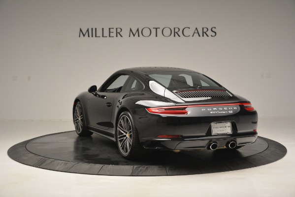 Used 2017 Porsche 911 Carrera 4S for sale Sold at Pagani of Greenwich in Greenwich CT 06830 5