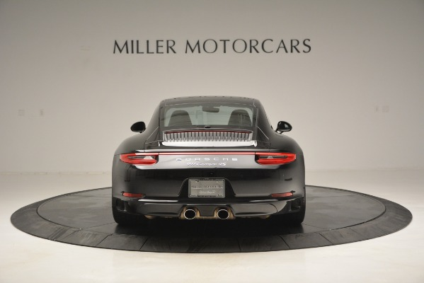Used 2017 Porsche 911 Carrera 4S for sale Sold at Pagani of Greenwich in Greenwich CT 06830 6